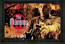 Copy of The Mummy