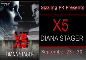 X5 - Diana Stager - Banner